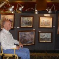 Harry Adamson Art Show