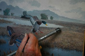 Harry-Adamson-Painting